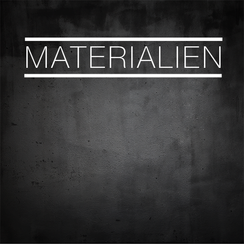 RAKELRALF - Materialien